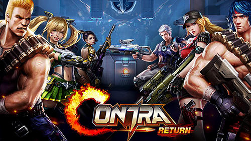 Garena contra: Return poster