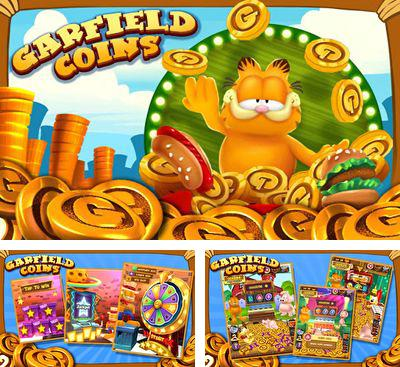 In addition to the game Bellboy for Android phones and tablets, you can also download Garfield Coins for free.