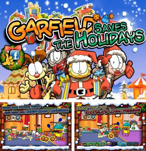 In addition to the game Release the ninja for Android phones and tablets, you can also download Garfield saves the holidays for free.