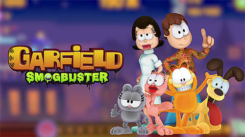 Garfield smogbuster poster