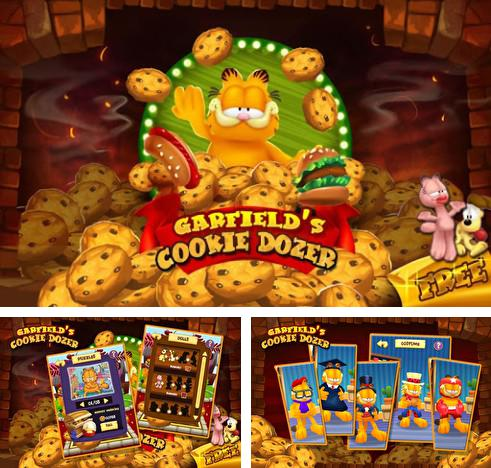 Garfield's cookie dozer