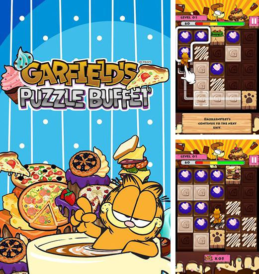 Garfield's puzzle buffet