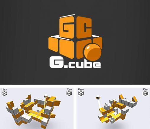 In addition to the game Mount your friends for Android phones and tablets, you can also download G.cube for free.