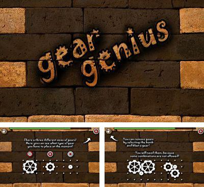 In addition to the game Love Gears for Android phones and tablets, you can also download Gear Genius for free.
