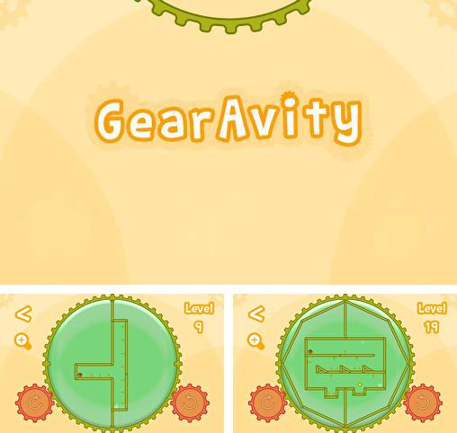 In addition to the game Sparky vs Glutters for Android phones and tablets, you can also download Gearavity for free.