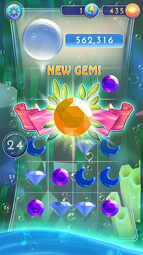 Gem diver screenshot 2