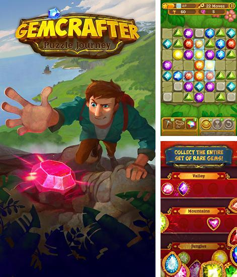 In addition to the game Bridge Baron for Android phones and tablets, you can also download Gemcrafter: Puzzle journey for free.