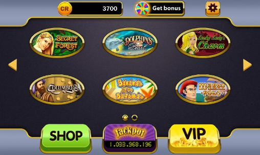 Casino club Admiral: Slots screenshot 3