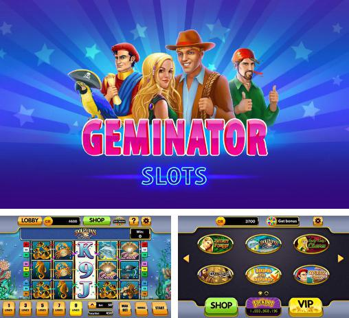 Geminator: Slots machines