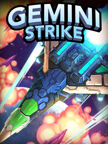 Gemini strike: Space shooter poster