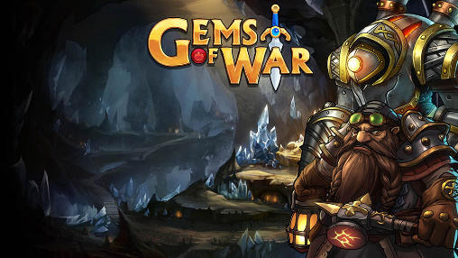Gems of war poster