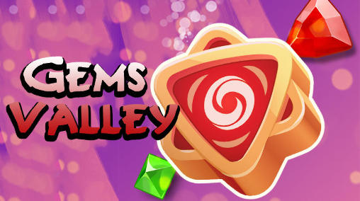 Gems valley poster