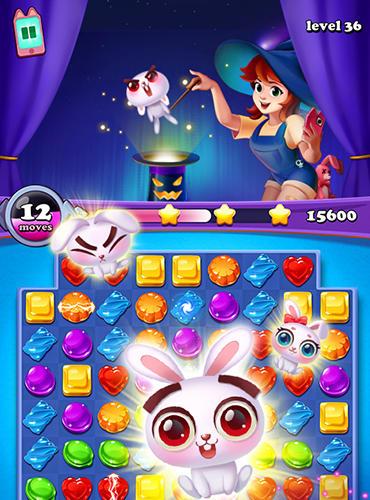 Gems witch: Magical jewels screenshot 2
