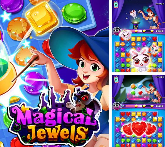 Gems witch: Magical jewels