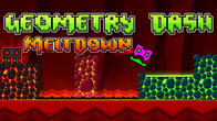 Geometry dash: Meltdown APK