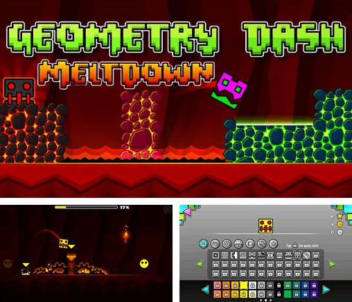 Geometry dash: Meltdown