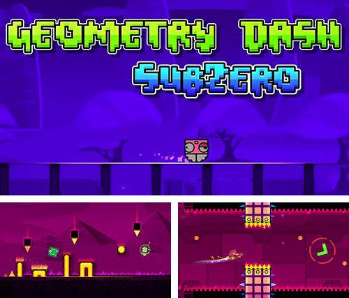 Geometry dash: Subzero