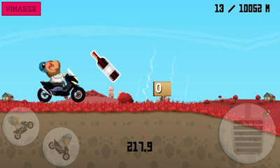 Gerard Scooter game screenshot 2