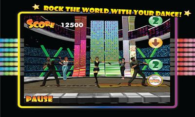 Screenshots von Gesture Dance für Android-Tablet, Smartphone.