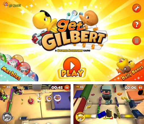 In addition to the game Legacy of the ancients for Android phones and tablets, you can also download Get Gilbert for free.