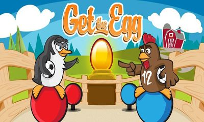 Get the Egg Foosball