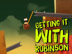 Getting over it with Robinson APK