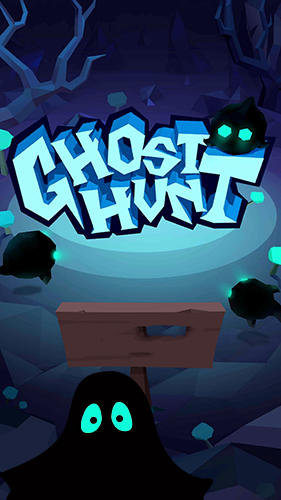 Ghost hunt poster