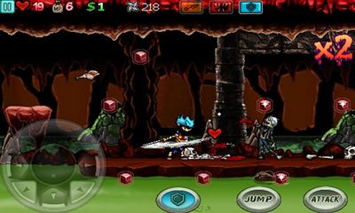 Get full version of Android apk app Ghost Ninja: Zombie Beatdown for tablet and phone.
