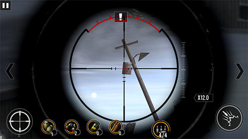 Ghost sniper shooter: Contract killer screenshot 2