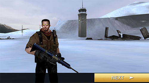 Screenshots do Ghost sniper shooter: Contract killer - Perigoso para tablet e celular Android.