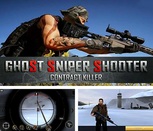 Ghost sniper shooter: Contract killer