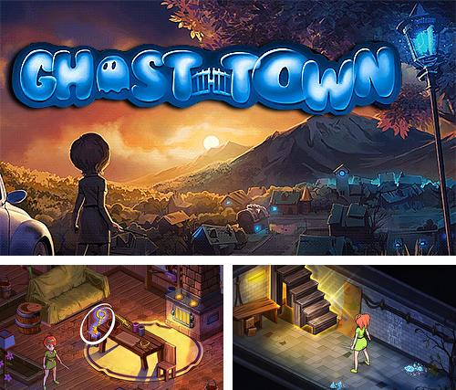 Ghost town: Mystery match game