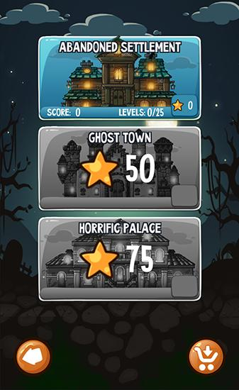 Download Ghostanoid Android free game.