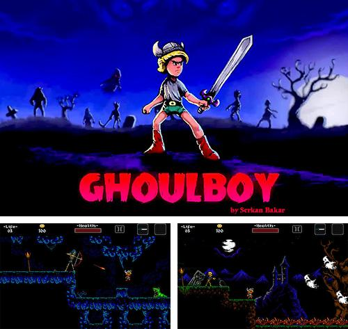 In addition to the game Guns and wheels zombie for Android phones and tablets, you can also download Ghoulboy: Curse of dark sword. Action platformer for free.