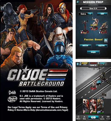 In addition to the game Blueprint3D HD for Android phones and tablets, you can also download G.I. Joe Battleground for free.