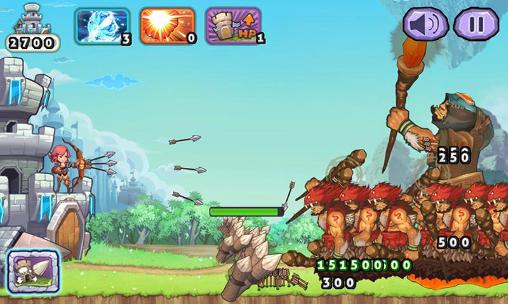 Giant hunter: Fantasy archery giant revenge скриншот 2