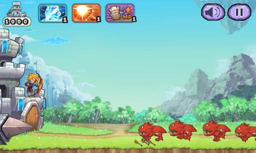 Giant hunter: Fantasy archery giant revenge картинка из игры 3