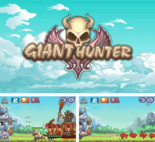 In addition to the game Boom and doom for Android phones and tablets, you can also download Giant hunter: Fantasy archery giant revenge for free.