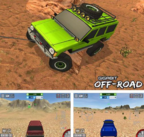 In addition to the game Gigabit: Off-road for Android, you can download other free Android games for Huawei Ascend G300.