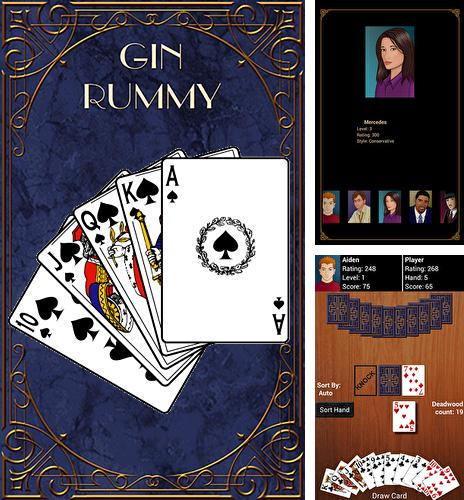 In addition to the game Spade Master Live for Android phones and tablets, you can also download Gin rummy for free.