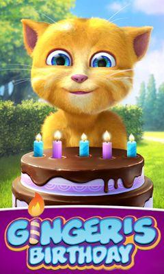 Ginger S Birthday Fur Android Kostenlos Herunterladen Spiel Ginger