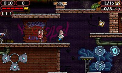 Геймплей Giovanni's Nightmare для Android телефону.