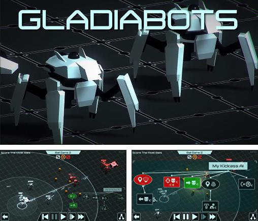 In addition to the game Slashy souls for Android phones and tablets, you can also download Gladiabots: Tactical bot programming for free.