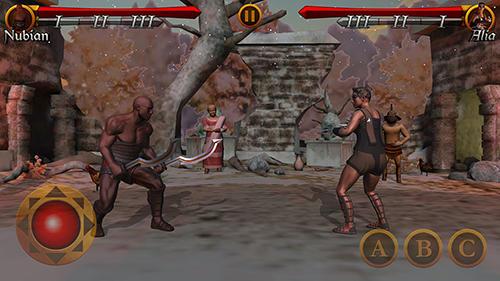 Gladiators Game