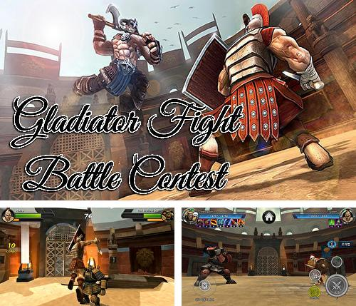 Gladiator fight: 3D battle contest