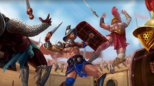 Screenshots do Gladiator glory - Perigoso para tablet e celular Android.