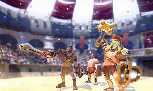 Gladiator heroes screenshot 3