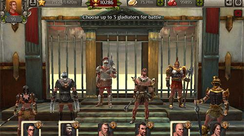 Jogue Gladiators: Immortal glory para Android. Jogo Gladiators: Immortal glory para download gratuito.