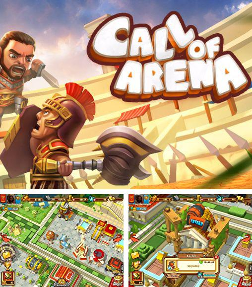 In addition to the game Magic Yum-Yum for Android phones and tablets, you can also download Gladiators: Call of arena for free.
