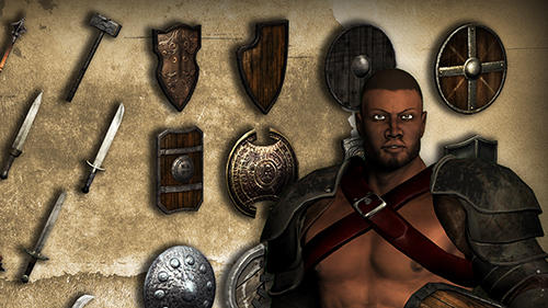 Screenshots do Gladiators: Immortal glory - Perigoso para tablet e celular Android.